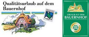 Logo DLG Qualitätsurlaub