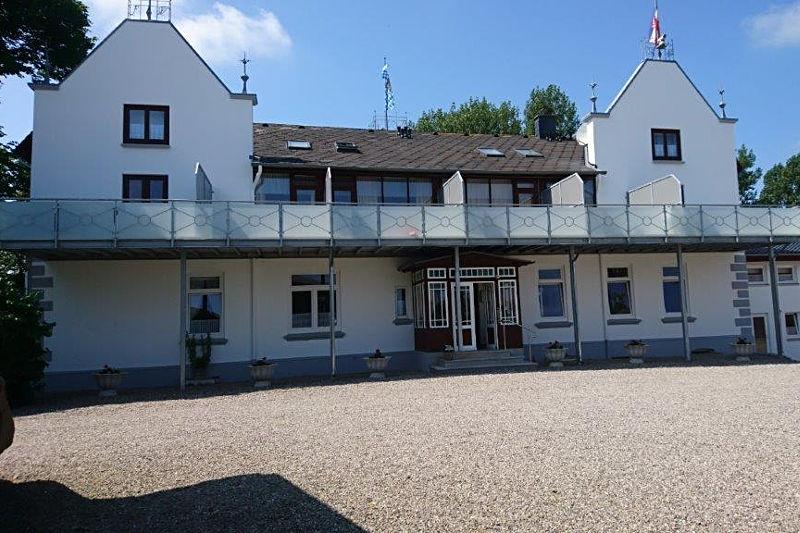 Haupthaus Rückansicht - Ostsee Bauernhof